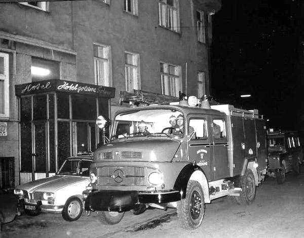 Geschichte 1970 1990 freiwillige feuerwehr der stadt for Dekorateurin ausbildung wien